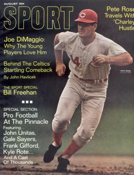 August 1968 SPORT Cover