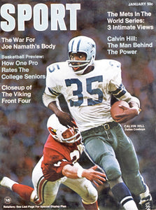 January 1970 SPORT Cover