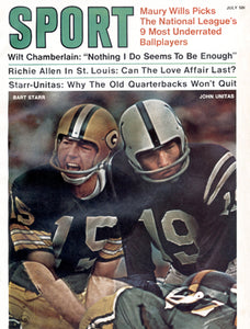 July 1970 SPORT Cover
