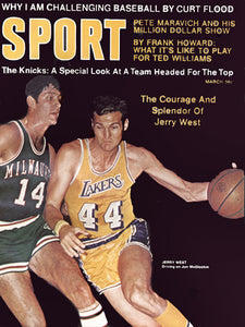 March 1970 SPORT Cover