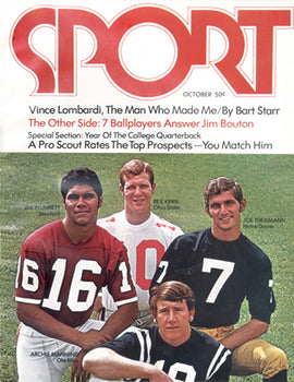 October 1970 SPORT Cover