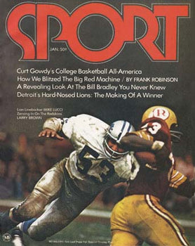 January 1971 SPORT Cover