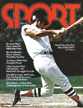 July 1971 SPORT Cover