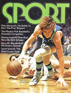 March 1971 SPORT Cover