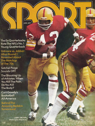 January 1972 SPORT Cover