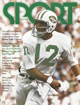 July 1972 SPORT Cover