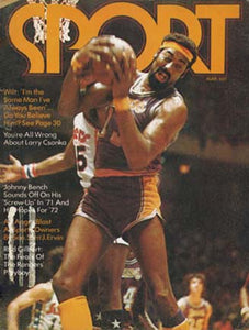 March 1972 SPORT Cover