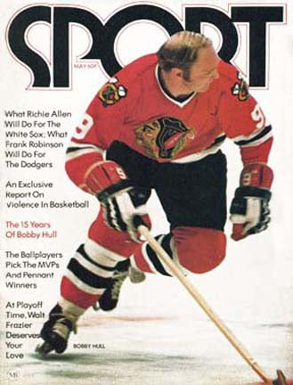 May 1972 SPORT Cover