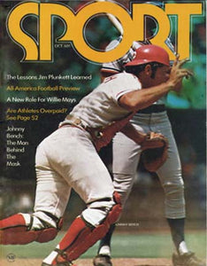 October 1972 SPORT Cover