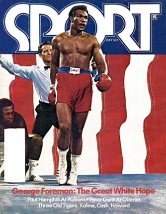 July 1973 SPORT Cover
