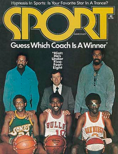 March 1974 SPORT Cover