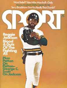 October 1974 SPORT Cover