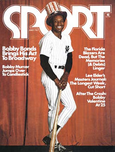 July 1975 SPORT Cover