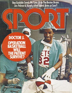 March 1975 SPORT Cover