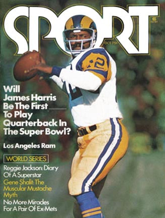 October 1975 SPORT Cover