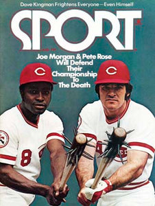 August 1976 SPORT Cover