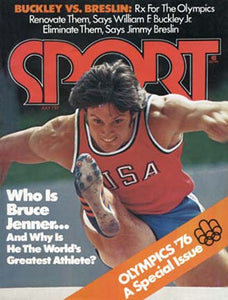 July 1976 SPORT Cover