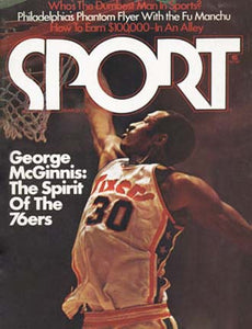 March 1976 SPORT Cover
