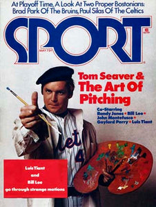 May 1976 SPORT Cover
