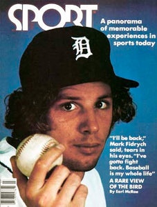 July 1977 SPORT Cover