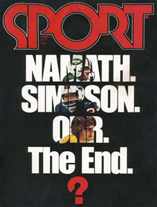 March 1977 SPORT Cover