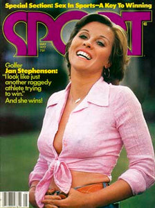 May 1977 SPORT Cover