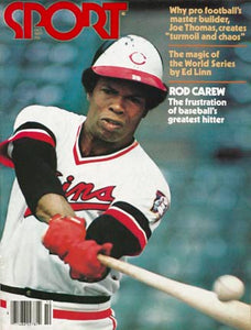 October 1977 SPORT Cover
