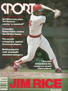 July 1978 SPORT Cover