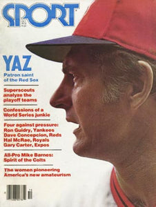 October 1978 SPORT Cover