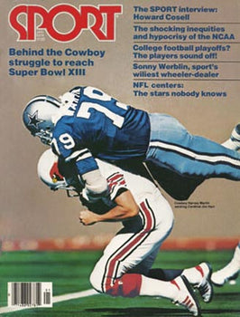 January 1979 SPORT Cover