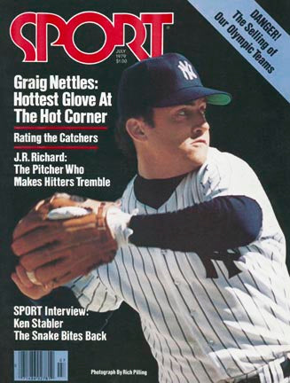 July 1979 SPORT Cover