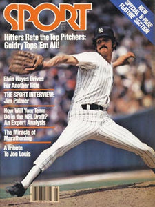 May 1979 SPORT Cover
