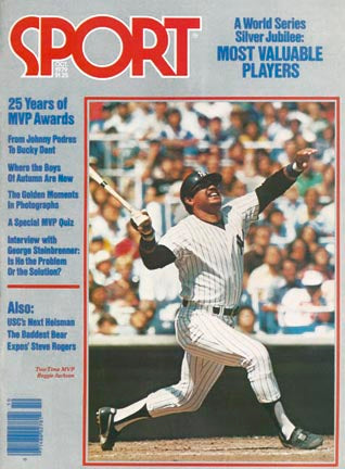 October 1979 SPORT Cover