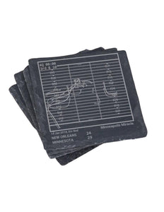 Minnesota Vikings Greatest Plays in Sports Coaster
