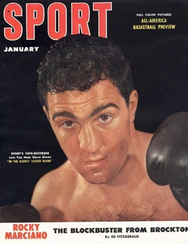 January 1953 SPORT Cover