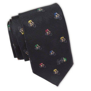 Mens Cycling Tie