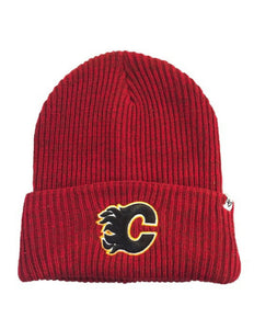 Calgary Flames Brain Freeze Toque