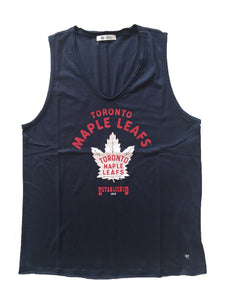 Toronto Maple Leafs Womens Letter Tank