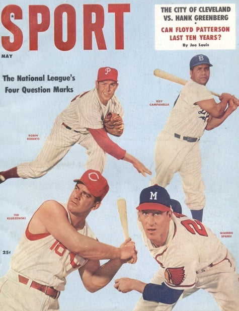 May 1957 SPORT Cover