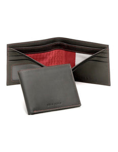 Ohio State Game Used Football Uniform Wallet