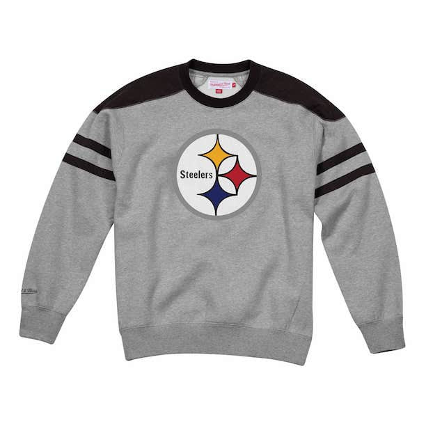 Pittsburgh Steelers Postseason Run Crew Sweater