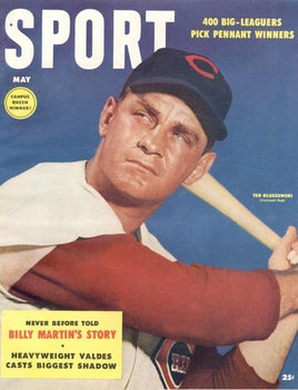 May 1954 SPORT Cover