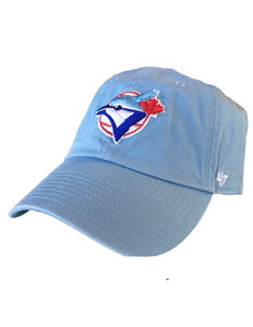 Toronto Blue Jays (Sky Blue) Clean Up Cap