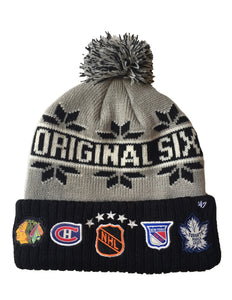 Original Six Rink Toque