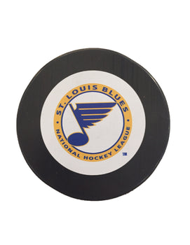 St. Louis Blues Vintage Hockey Puck