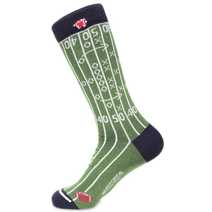 Mens Football Dress Socks