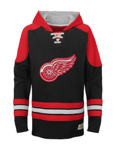 Detroit Red Wings Legendary Kids Hoodie
