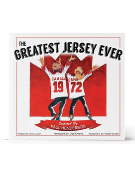The Greatest Jersey Ever - Lillian Quon