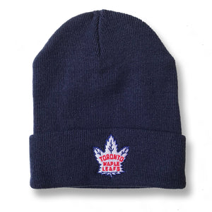 Toronto Maple Leafs Vintage Knit Toque