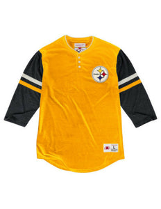 Pittsburgh Steelers Home Stretch Henley